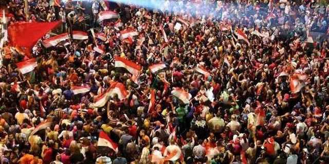Crisis institucional en Egipto
