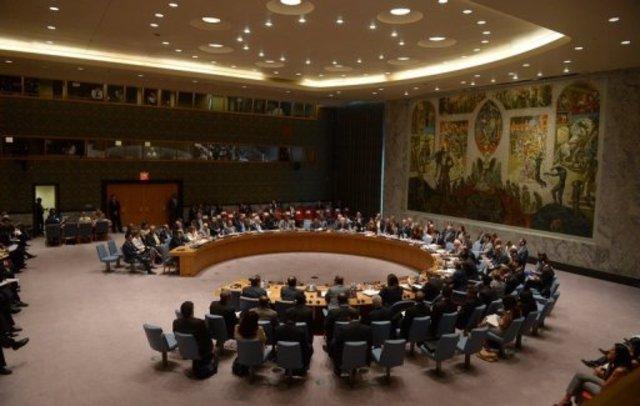 El C.S. de la ONU trata el tema de las armas químicas