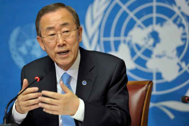Informe de la ONU sobre uso de armas químicas