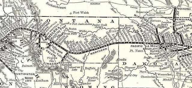 Transcontinetal Railroad