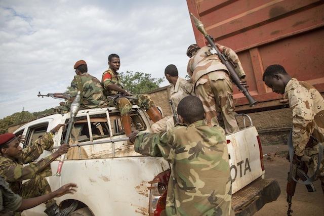 Crisis en República Centroafricana