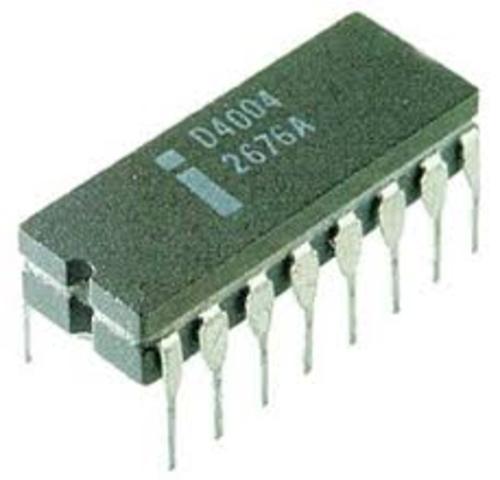 primer microprosesador