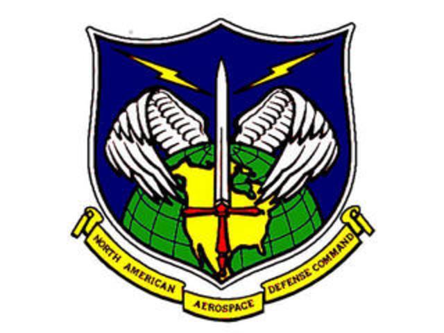 Commandement de la Défense Aérospatiale de l'Amérique du Nord (NORAD)