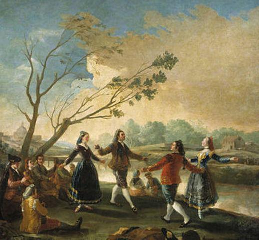 El Baile de San Antonio de la Florida