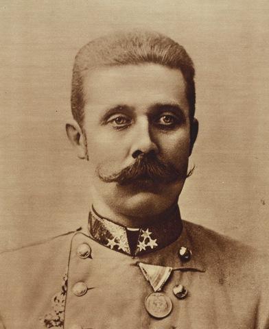 The Assasination of Franz Ferdinand