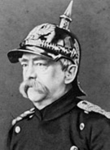 Bismarck Become Prime Minister