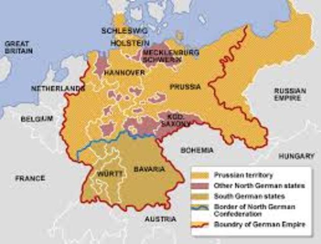 Bismarck Declares War on Austria
