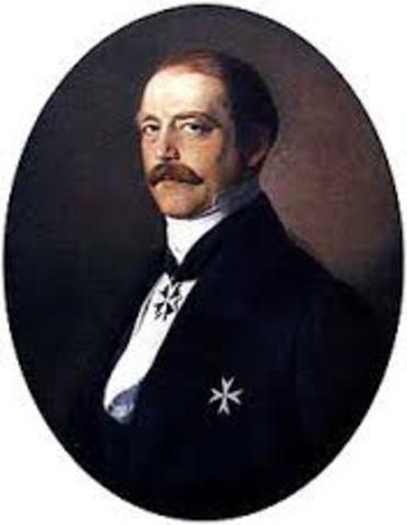 Otto van Bismark Birth
