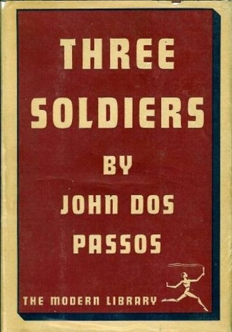 Publication of Three Soldiers