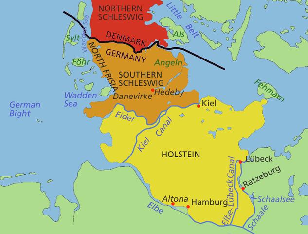 Bismarck Declares War On Prusia