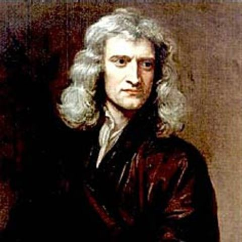 Isaac Newton formulated law of gravity