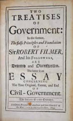John Locke's Two Treatises on Government: