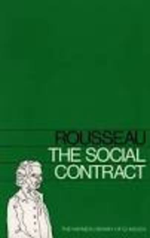 Jean-Jacques Rousseau's The Social Contract