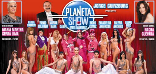 """Planeta Show""."