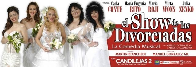 """""""El Show de las divorciadas"""""""