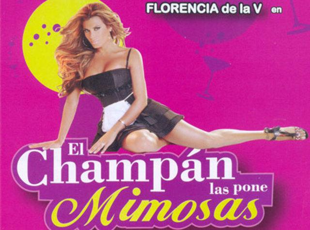 """""""El champagne las pone mimosas""""."""