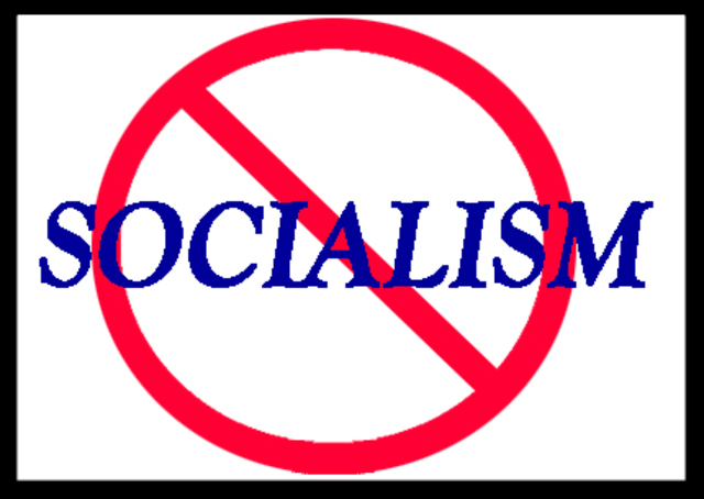Campaign against the Socialists.