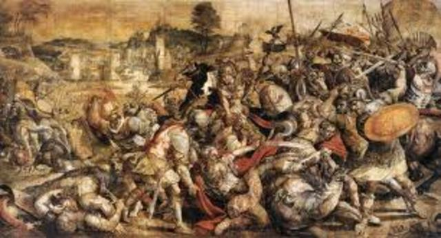 378 AD Battle of Adrianople