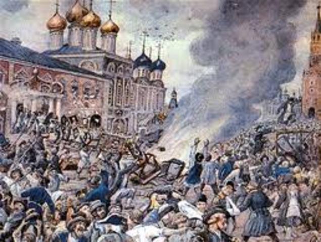 532 AD Nika Riots