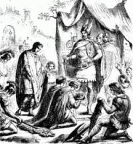 475 AD Last Western Roman emperor