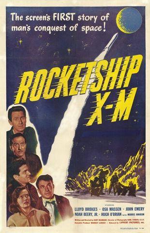 Cohete X-M