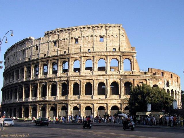 Trasferimento a Roma.