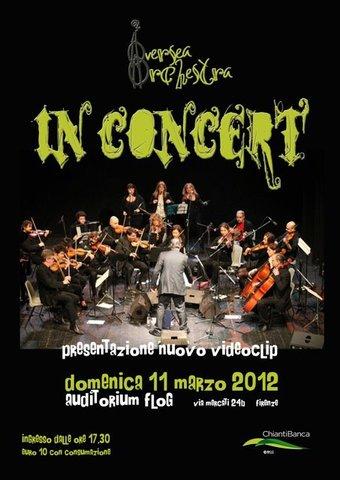 Oversea Orchestra live @Auditorium Flog - Firenze