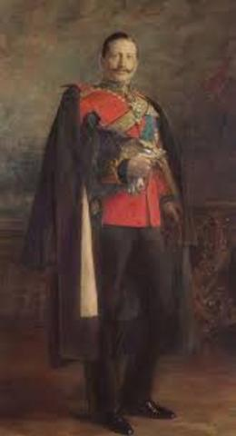 William I of Prussian becomes Emperor