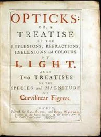 """""""Opticks"""" is written"""