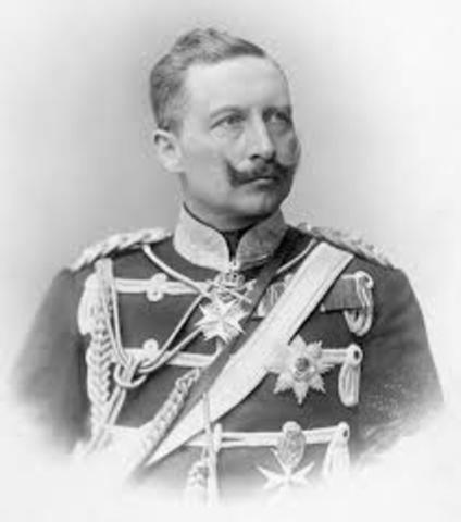William II Crowned Kaiser