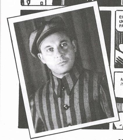 Vladek Spiegelman was born