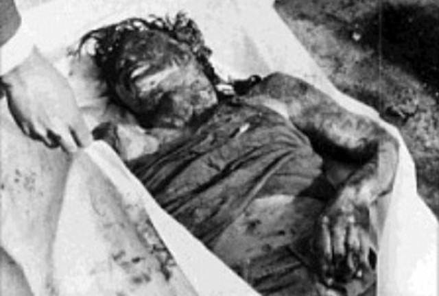 Morte Pasolini.
