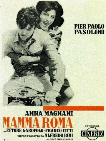 """Rilascio """"Mamma Roma""""."""