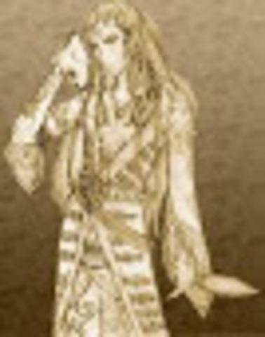 Axtec Priest