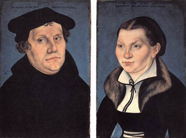 Martin Luther's Marriage