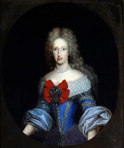 Marriage between Charles II and Mariana of Neuburg