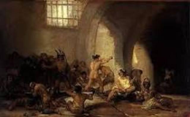 Casa de Locos (Goya)