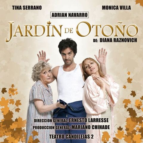 """""""Jardín de Otoño"""""""