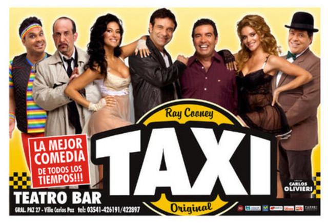 """Taxi 1 Original"""