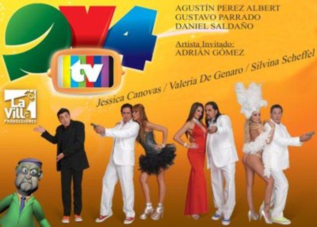 """""""QV4 TV"""""""