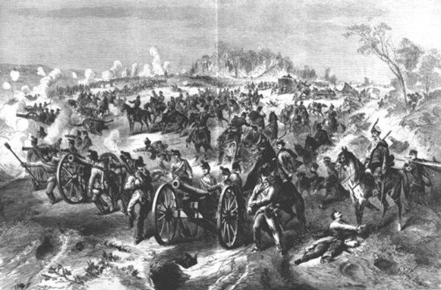 Otto von Bismarck Declares War on Denmark