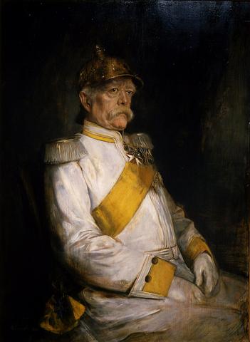 Otto von Bismarck Resigns