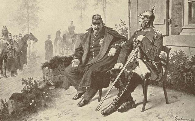 Otto von Bismarck Declares War on Austria