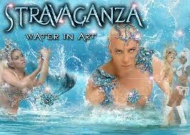 """""""Stravaganza. Water in Art"""""""