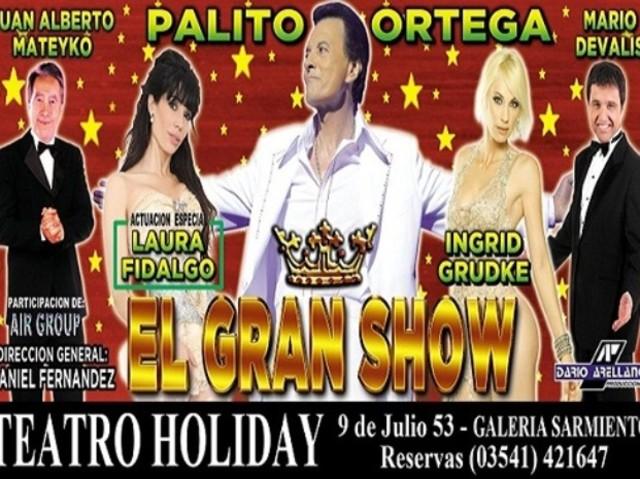 """""""El gran show"""""""
