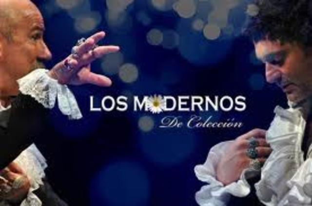 """""""Los Modernos de colección""""."""