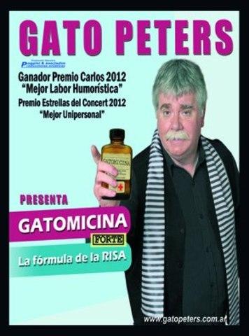"""Gatomicina forte"""