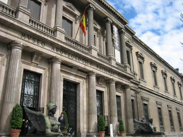 National Library and National Archaeological Museum