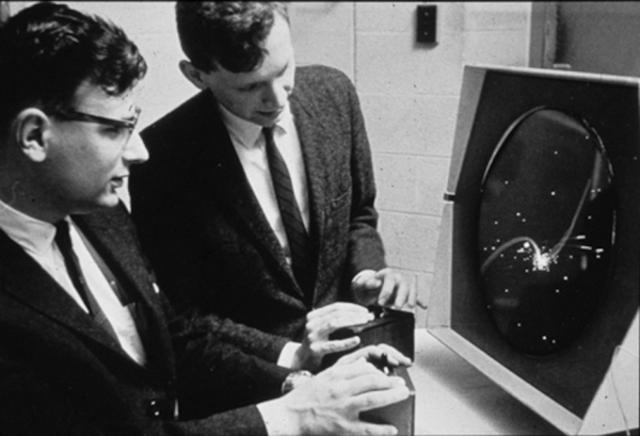Самая первая компьютерная игра