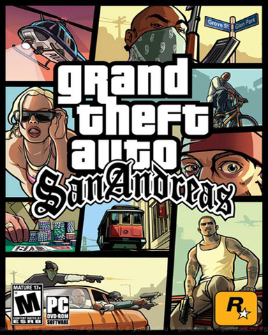 Выход Grand Theft Auto: San Andreas